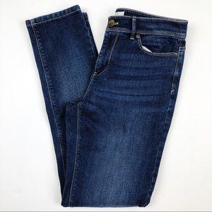 J. Jill Authentic Fit Slim Ankle Jeans Size 6